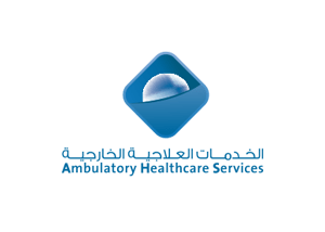 maxart advertising agency in dubai digital marketing in dubai ahs ambulatory healthcare services logo