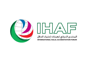 maxart advertising agency in dubai digital marketing in dubai international halal accreditation forum ihaf logo