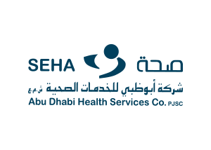 maxart advertising agency in dubai digital marketing in dubai seha abu dhabi health services logo