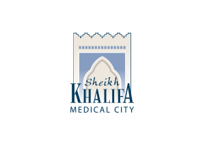 maxart advertising agency in dubai digital marketing in dubai sheikh khalifa medical city logo