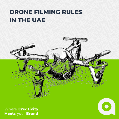 Rules of Drone Filming in the UAE