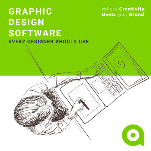 Powerful Graphic Design Software Every Designer Should Have In Their Back Pocket