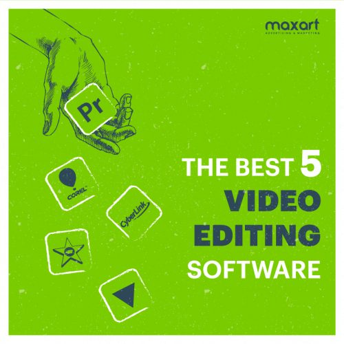 The Best 5 Video Editing Software