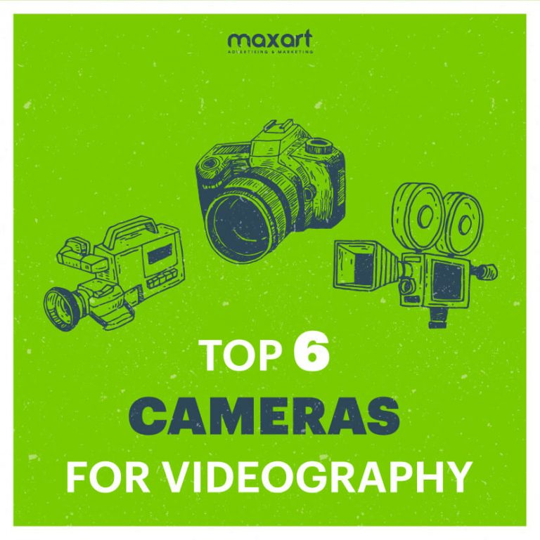 Top 6 Cameras For Videography