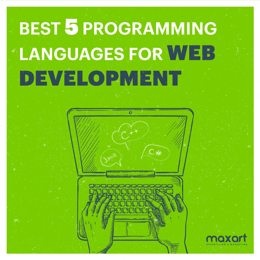 5 Best Programming Languages For Web Development