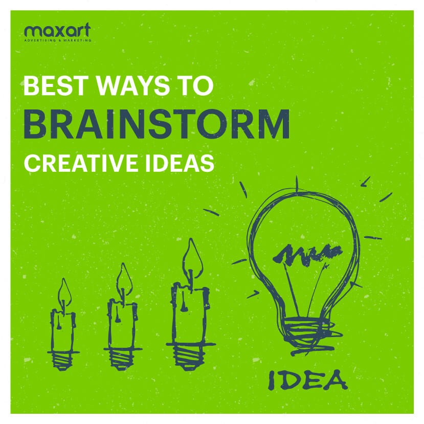 Best Ways to Brainstorm Creative Ideas