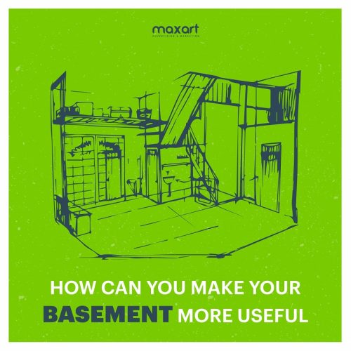 How Can You Make Your Basement More Useful?