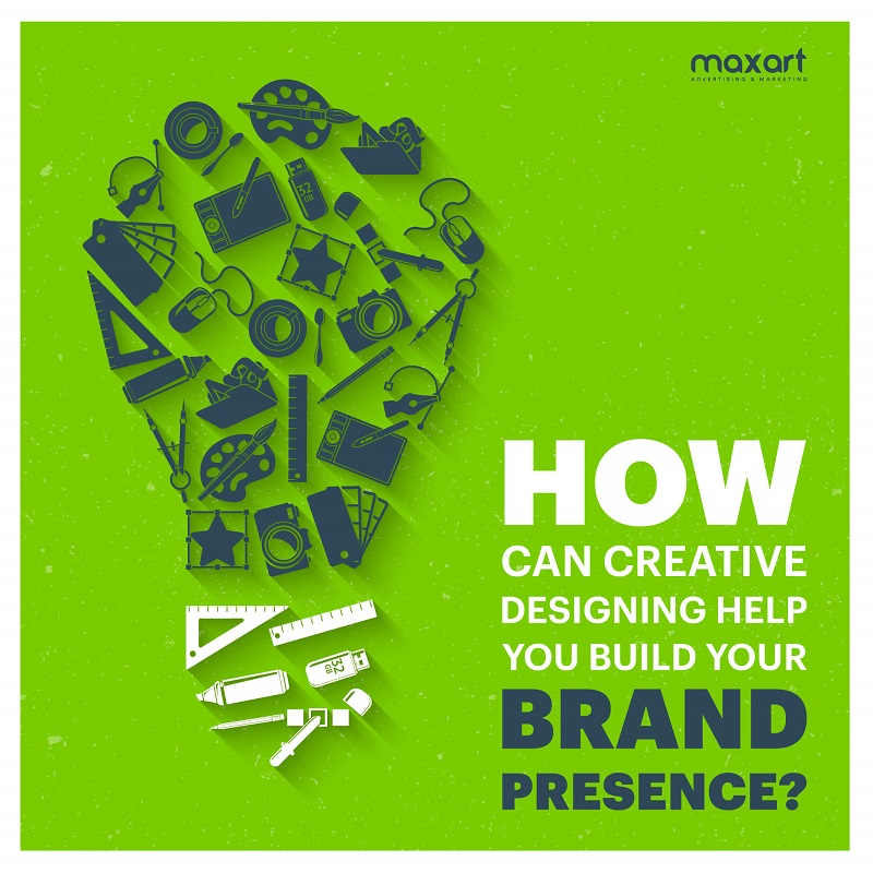 How can Creative Designing Help You Build Your Brand Presence